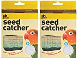 (2 Pack) Seed Catcher, Small