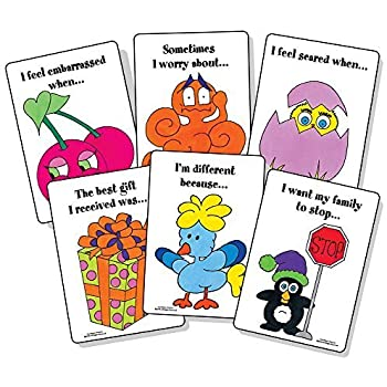 Thoughts And Feelings A Sentence Completion Card Game