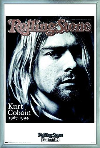 Lesbians Rock - Trends International Rolling Stone-Kurt Cobain Wall Poster, 24.25