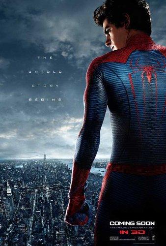 The Amazing Spider-Man 11x17 Movie Poster (2012)