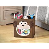 Whitmor 6256-4925 Monkey Collapsible Cube