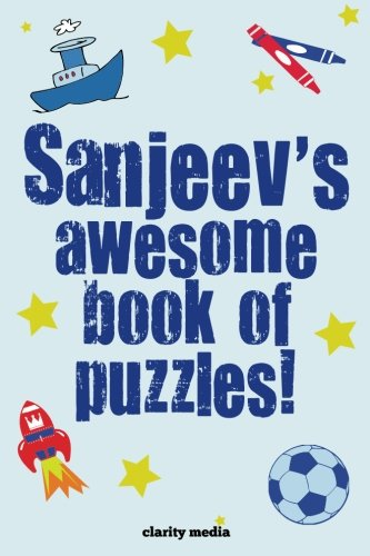 Download Sanjeev's Awesome Book Of Puzzles pdf epub