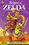 #3: Legend of Zelda, The (2nd Series) #5 VF ; Valiant comic book