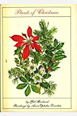 Plants of Christmas Hardcover