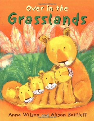 Over in the Grasslands ebook