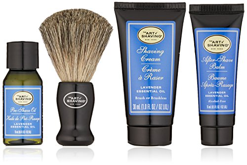 The Art of Shaving Starter Kit, Lavender