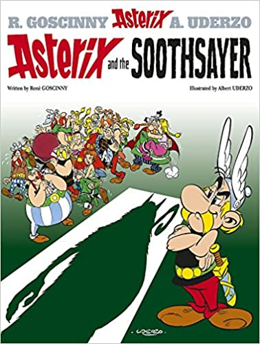 Amazon Fr Asterix And The Soothsayer Rene Goscinny