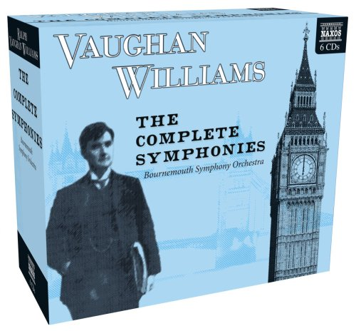 Vaughan Williams: The Complete - Stores Silverthorne