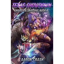Texas Showdown (American Dragons Book 4)