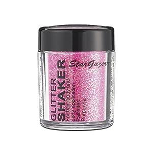 Stargazer Loose Glitter Shaker for Hair & Body-Pink