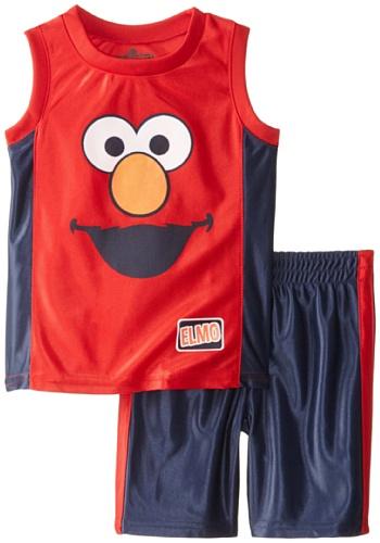 Sesame Street Piece Dazzle Short