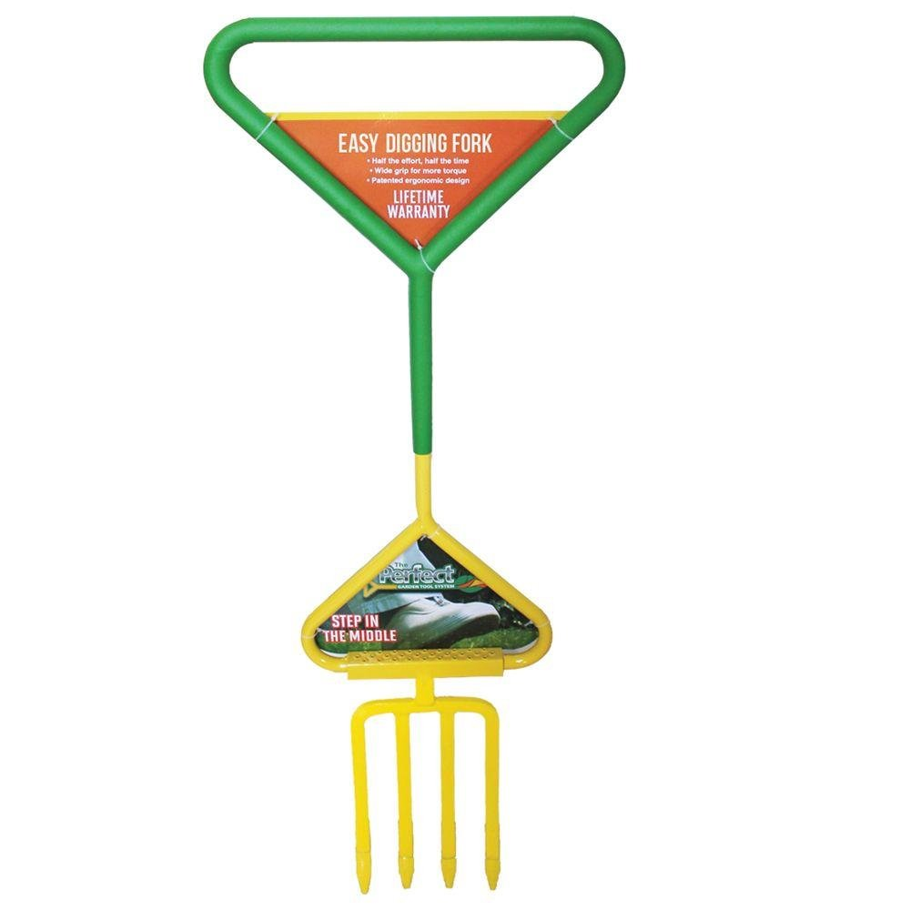 Perfect Garden Tool Easy Digging Fork