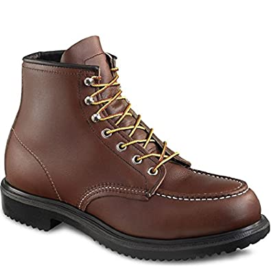 Amazon.com | Red Wing 4439 Men's 6-inch Boot (Steel Toe ...