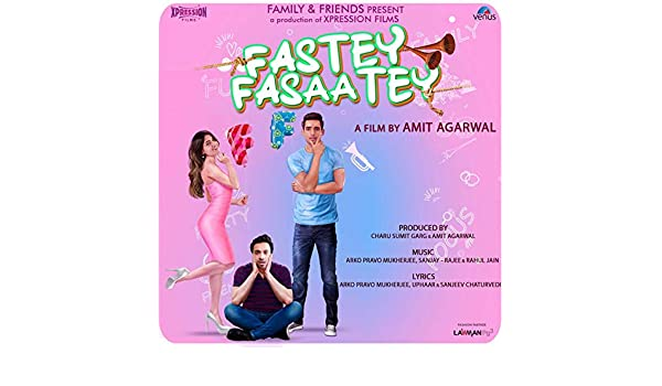 Amazon.com: Fastey Fasaatey (Original Motion Picture ...