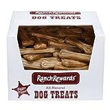 Ranch Rewards 8-Inch Premium Pressed Rawhide Bones, 50 Per Box, My Pet Supplies