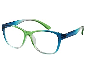 ea8df47704a8 Image Unavailable. Image not available for. Color: EyeBuyExpress Retro  Style Reading ...
