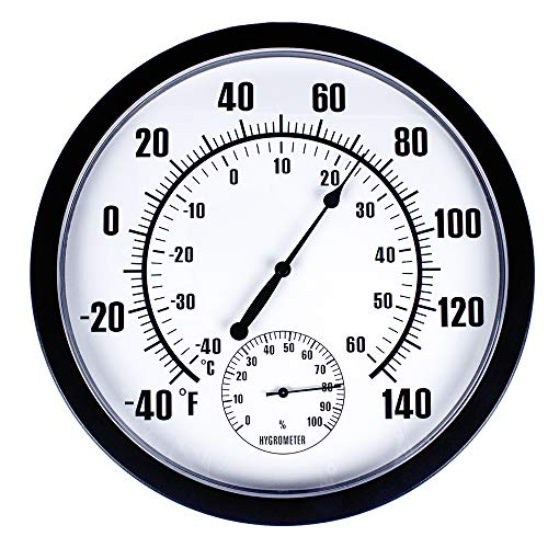 MUMTOP Thermometer Indoor Outdoor 10