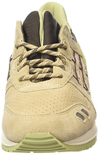 sand 0505 Basses sand Marron Mixte Iii lyte Asics Gel Sneakers Adulte zZnqp