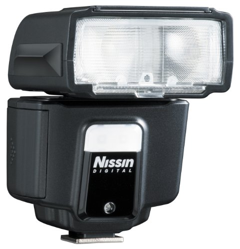 Nissin i40C Flash (Black) by Nissin