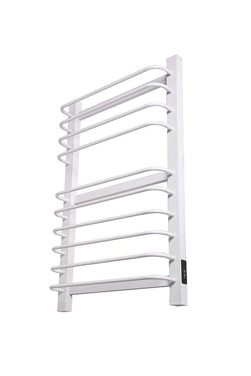 LIBINA - Calientatoallas Portátil De Aluminio Ropa Climatizada Airer baño Bastidor de Secado Bastidor de Toallas
