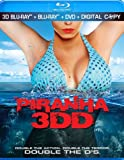 Piranha 3DD on