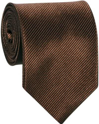 Mens Solid Neck Tie