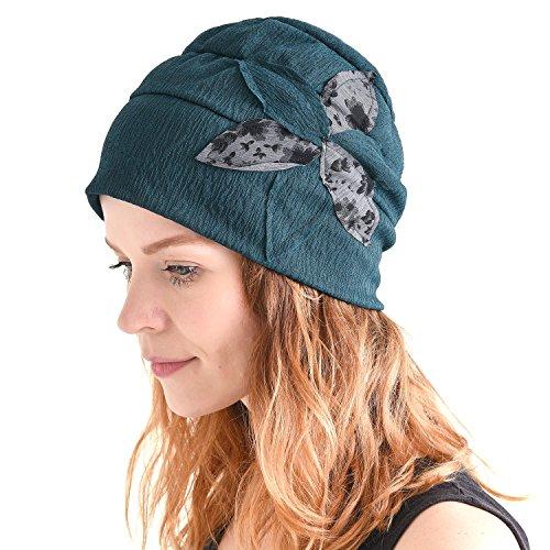 Floral Ladies Hat Charm - 1