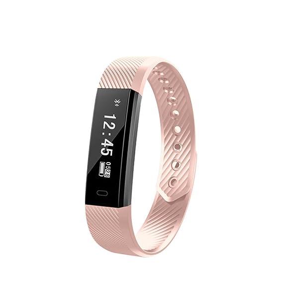 bed1f7d8f13f FuSon Reloj Fitness Tracker