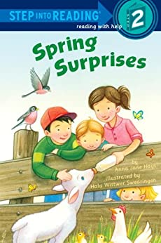 Spring Surprises (Step into Reading) by [Hays, Anna Jane]