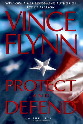 vince flynn books in order to read