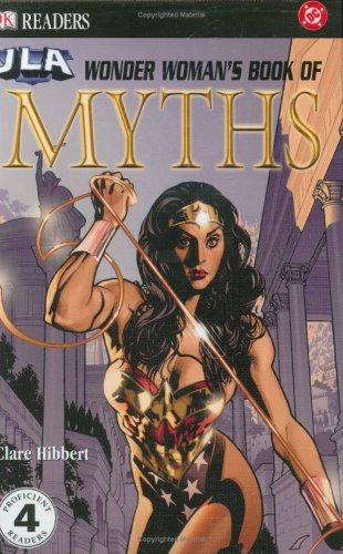 Wonder Woman's Book of Myths (DK Readers)