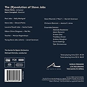 Bates: The (R) evolution of Steve Jobs