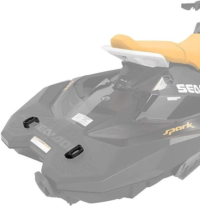 Escape Seadoo Spark kit 31 arandelas inox.