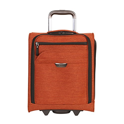 Ricardo Beverly Hills Malibu Bay 16-inch Under Seat Rolling Tote Carry-On Luggage, Orange by Ricardo Beverly Hills