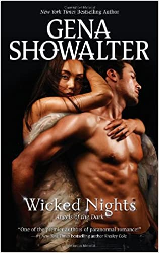 Book Wicked Nights (Angels of the Dark)