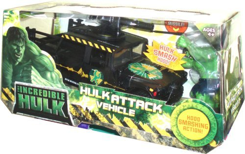 Hasbro The Incredible Hulk Hulk Attack Vehicle (Hulk Attack Vehicle)