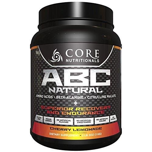 Core Nutritionals ABC Natural (Cherry Lemonade)