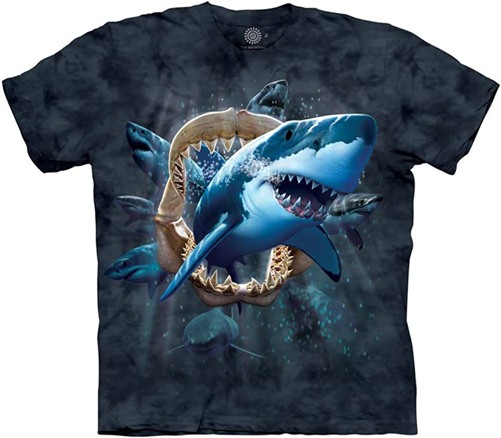 The Mountain Kids Shark Attack T-Shirt