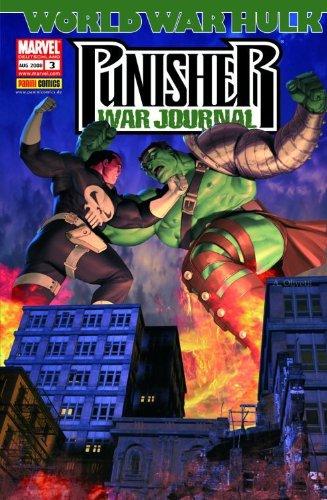 Punisher - War Journal #3: World War Hulk (2008, Panini)