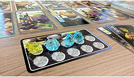 Plan B Games - Century Spice Road - Juego de Estrategia: Amazon.es ...