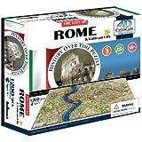 4D Cityscape Rome and Vatican City Time Puzzle