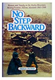 No Step Backward 9780917298134
