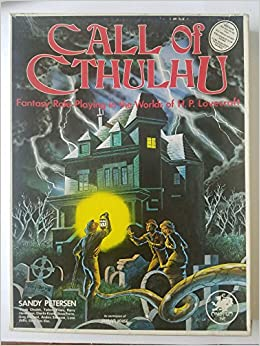 Call of Cthulhu First Edition Box Set