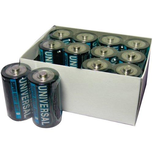 Upg Super Heavy-Duty Battery Value Box (D; 12 Pk) Product Type: Heavy-Duty Batteries/D Batteries (Box Battery Duty Heavy Value)