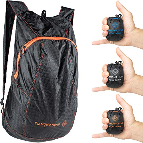 (Diamond Head Equipment | Pali 20L Daypack | Ultralight Packable Backpack | Designed in Hawaii)