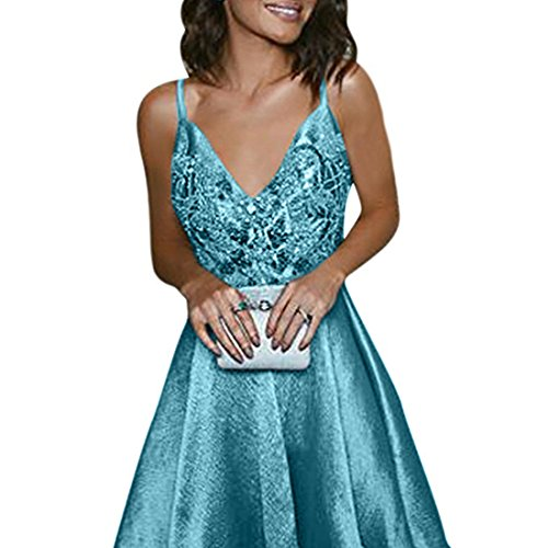 backless prom dress with straps - 4