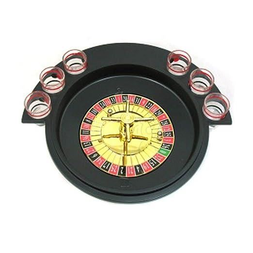 LeKing--Tocadiscos de Ruleta de 6 Tazas de Rusia, Plato de Juegos ...