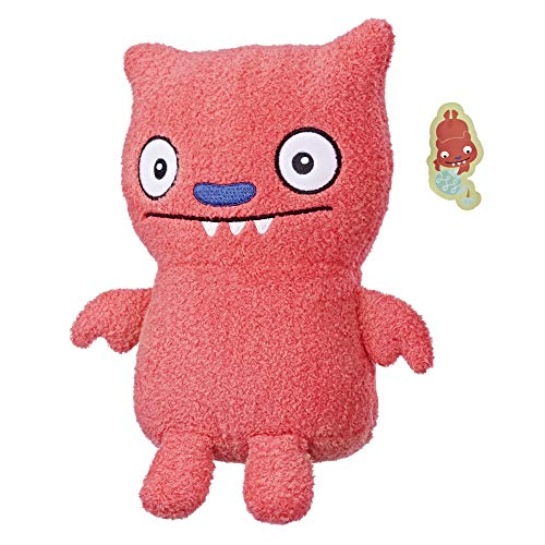 "Uglydoll with Gratitude Lucky Bat Stuffed Plush Toy, 9.5"" Tall"