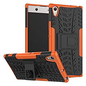 """Sony Xperia XA1 Ultra case,Yiakeng Shock Absorbing Dual Layer Protective Fit Armor Case Cover Shell For Samsung Xperia XA1 Ultra Dual, Sony G3212, Sony G3223 6"""""""