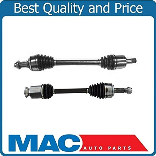 2//100/% New CV Shaft Axle Complete Assem Fits For 08-12 Honda Accord 3.5L Automatic